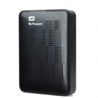 "Western Digital My Passport 2.5"" USB 3.0 Portable External HDD - Black (2TB)"