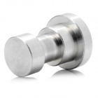 1/4'' and 3/8'' Stainless Steel Screw Adapter for Tripod / Flashlight Mount - Silver