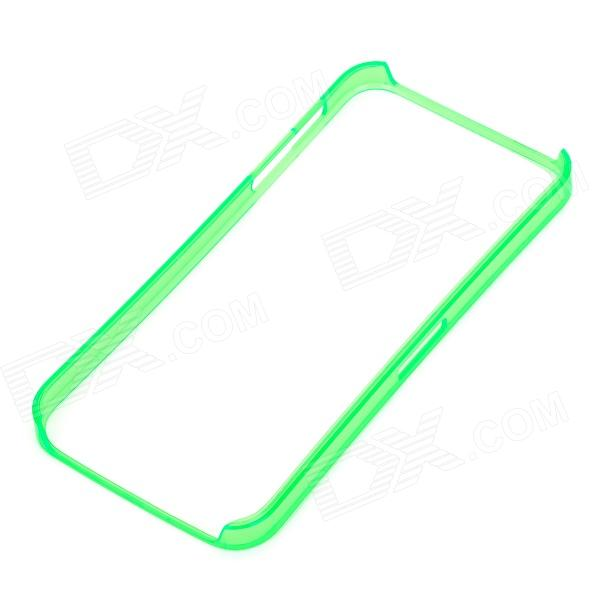 Ultra-Thin Protective ABS Bumper Frame for Iphone 5 - Green