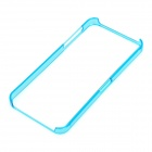 Ultra-Thin Protective ABS Bumper Frame for Iphone 5 - Light Blue