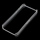 Ultra-Thin Protective ABS Bumper Frame for Iphone 5 - Transparent