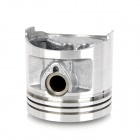 CYT Aluminum Alloy Motorcycle Trunk Piston for Honda CG125- Silver