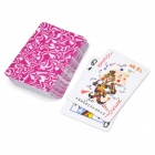 Quality Perspective Poker Card Playing Set - Multi-Color