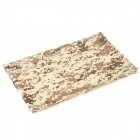 Outdoor Desert Digital Camouflage Breathable Mesh Fabric Scarf Manggeon