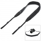 CAM-in Braided Hair Style Neck / Shoulder Strap for DSRL Camera - Black