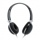 Feinier FE-969 Stereo Headphones - Black + Silver
