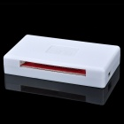 D12090021 All-in-1 Hi-Speed USB 2.0 Card Reader - White