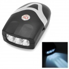 3-LED White Light Headlight