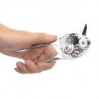 Quality Stainless Steel Can / Beer Bottle Opener - Silver