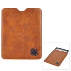 "Protective PU Leather Inner Bag for 9.7"" Tablet PCs - Brown"