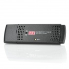 SL-D001 Dual Band 2,4 ГГц / 5,8 ГГц 802,11 / B / G / N 300Mbps Wireless-N адаптер - черный