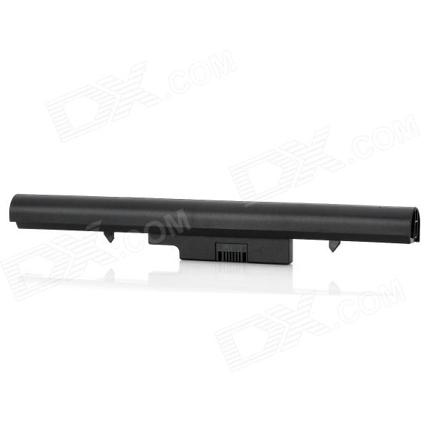 Replacement 14.4V 2600mAh Battery Pack for HP 510 / 530 - Black