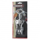 Quality Stainless Steel Thickening Red Wine Bottle Opener - Silver