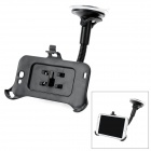 Car Mount Suction Holder for Samsung Galaxy Note 2 N7100 - Black