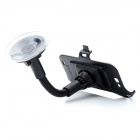 Car Mount Holder aspiración para Samsung Galaxy Note N7100 2 - Negro