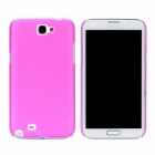 Ultra-Thin Protective Plastic Back Case for Samsung Galaxy Note 2 N7100 - Orchid