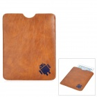"""Protective PU Leather Inner Bag for 8"""" Tablet PCs - Brown"""