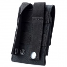 Protective Cellphone Pouch Bag - Black