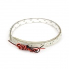 4.8W 330lm 48-1210 SMD LED Red Light Flexible Lamp Strip (12V / 60cm)