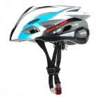 GUB SV1 Outdoor Bike Bicycle Riding Helmet - White + Light Blue