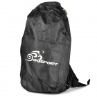OQSPORT Outdoor Hiking Shoulder Bag - Black