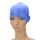 MYSTYLE SC-101 Elasticity Silicone Swim Cap - Blue