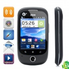 "ZTE U805 Android 2.3 TD-SCDMA Bar Phone w/ 2.8"" Capacitive Screen, Wi-Fi and Single-SIM - Black"