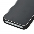 Stylish Protective Back Case for Iphone 5 - Black