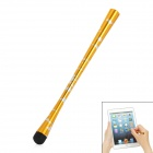 Aluminum Alloy Capacitive Touch Screen Stylus Pen for Iphone / Ipad / Cell Phone - Golden