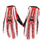 PRO-BIKER CE-01 Motorcycle Racing Gloves - Red (Size L / Pair)