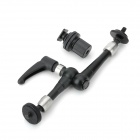F&V Stainless Steel 4.2'' Articulating Magic Arm w/ Cold Shoe Adapter - Black