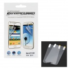 Protective Matte Frosted Screen Protector Schutzfolie für Samsung Galaxy Note 2 N7100 (2 PCS)