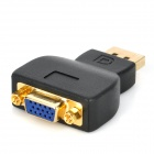 VGA Female to DP Male Converter / Adapter - Black