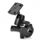 Universal Motorcycle Rotation Mount Holder for Cell Phone / GPS / Walkie Talkie - Black