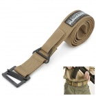 Military Tactical Outdoor Nylon Waist Belt - Coyote Tan