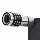 Detachable 10X Telephoto Lens Set for Iphone 5 - Black