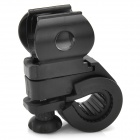 15 Degrees Rotation Mount Holder Clip Clamp for Bicycle Bike LED Light Lamp Flashlight