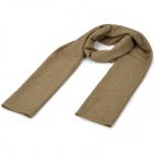 Outdoor Sports Breathable Mesh Fabric Scarf Manggeon - Dark Olive
