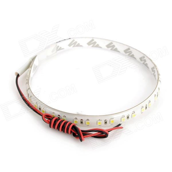 3.2W 220lm 32-1210 SMD LED White Light Flexible Lamp Strip (12V / 30cm)