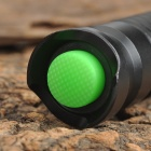 UltraFire SH-F6 Cree XM-L T6 850lm 3-Mode Memory White Light Flashlight - Black (1 x 18650)