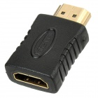 WM0B35 HDMI Female to Male Converter / Adapter - Black