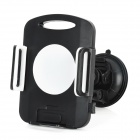 Universal 360 Degree Rotatable Car Swivel Mount Holder for Ipad MINI - Black + White