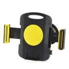 Universal 360 Degree Rotatable Car Swivel Mount Holder for Ipad MINI - Black + Yellow
