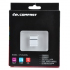Comfast CF-WU810N 2.4GHz 802.11b/g/n 150Mbps USB 2.0 Wireless Wi-Fi Network Adapter - White