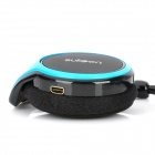 AX-610 Bluetooth V2.1+EDR Stereo Headset Headphones with Microphone - Black + Blue