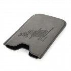 Stylish Protective PU Funda de cuero para Iphone 3G / 3GS / 4 / 4S / 5 - Gris