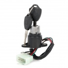 CYT Motorcycle Electrical Lock for Honda CBT125 - Black