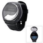 Bluetooth V2.1 Watch Caller ID and Answer Phone Call with Keyboard - Black