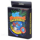 The Complete Sea Monkey Growing Kit - Black + Multi-colored