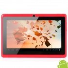 "7"" Capacitive Screen Android 4.0 Tablet"